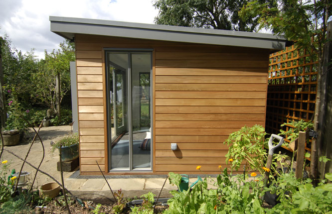 Shedworking new artist 39 s studio in st albans for Garden office and storage