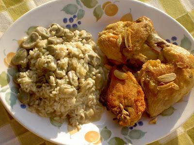 outras comidas arroz de favas 224 moda de tormes