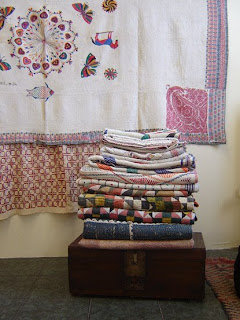 Lovely Handmade Ralli Quilts