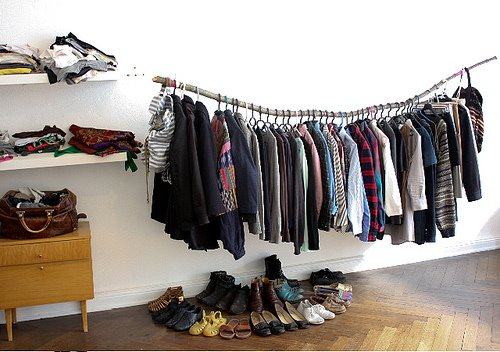 If You Don T Have A Coat Closet Make One