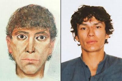 Police Sketches Vs Mugshots