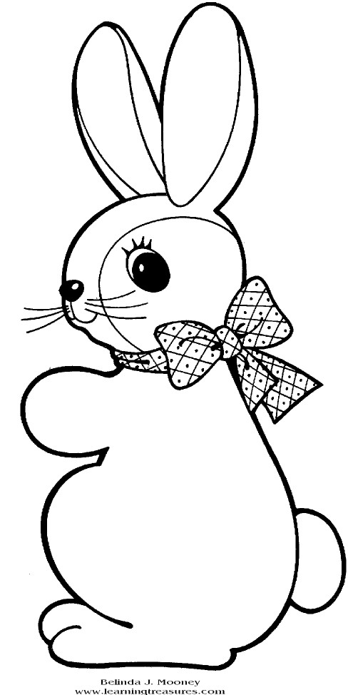 easter bunny rabbit coloring pages | Miranda Lambert Buzz: coloring pages of easter