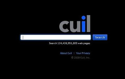 Já ouviu falar do Cuil?