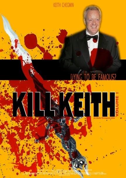 Blurred Clarity: Kill Keith Filming Awaits