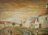 Alstrova ulica v roku 1933