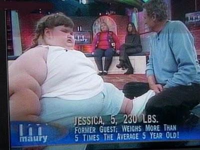 Fat Jessica Maury 43
