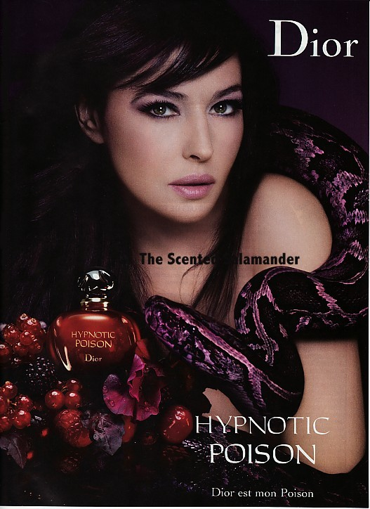 Analysis of september 2010 perfume ads