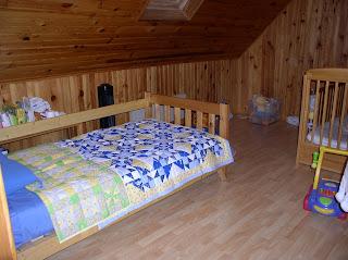 Benjamin's bed