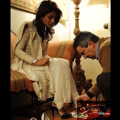 9895b2601ff Trends Asia  Priyanka Chopra Churidar Shalwar Kameez