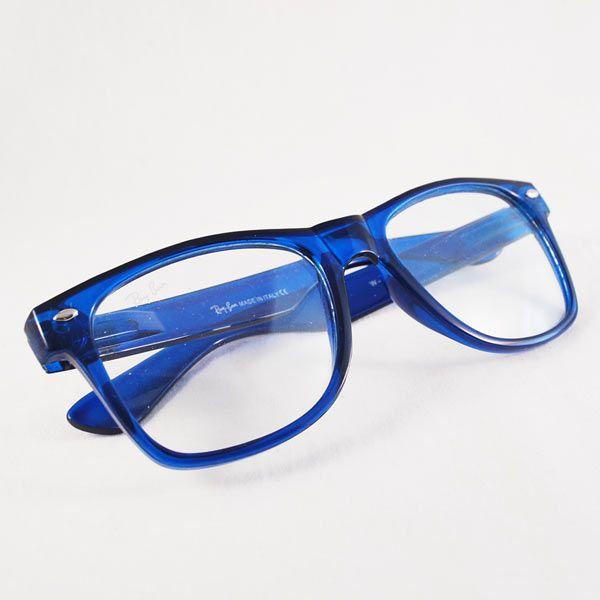 41efdeddfd901 óculos Wayfarer Preto Lente Transparente   Louisiana Bucket Brigade