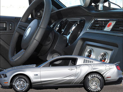 Car Uk New 2010 Ford Mustang Cobra Jet Come With All Of The Features