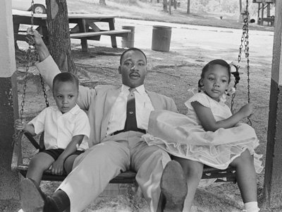 Service @ Campbell: Martin Luther King the father