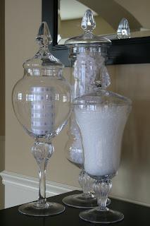 Winter Apothecary Jar Ideas Subscription Box Ramblings