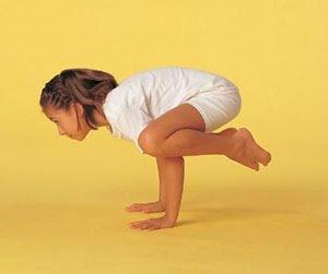 liz doyle yoga crane or crow