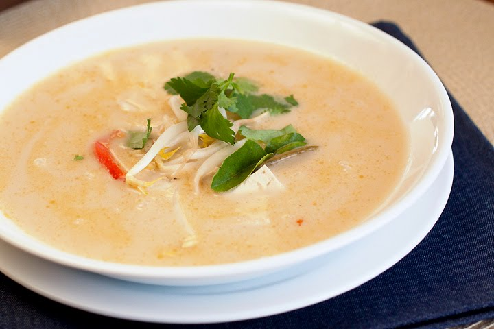 The Cooking Photographer Tom Kha Thai Coconut Soup For National