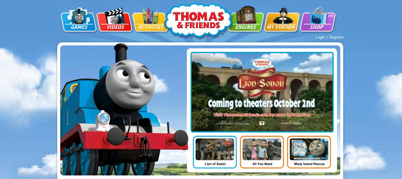 Fireman Sam 3d Wallpaper Roll Along Thomas The Thomas And Friends News Blog The