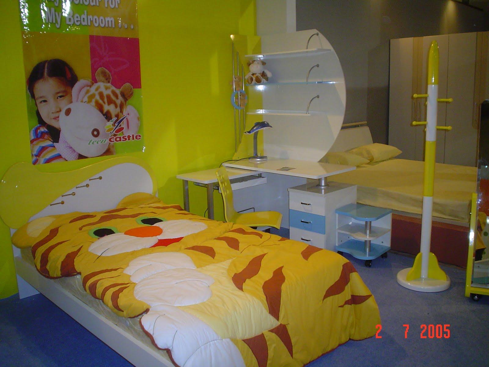 Dunia Nia Bed Cover Binatang Teman Tidur Si Kecil