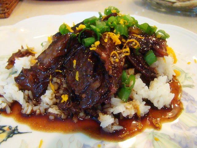 Krista's Kitchen: Asian-Style Braised Short Ribs