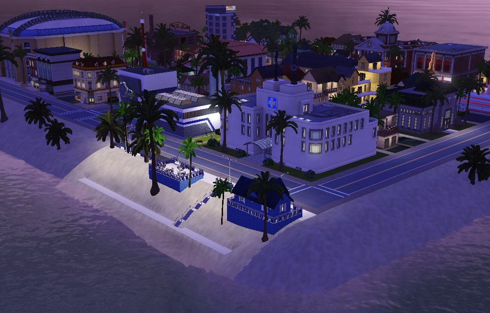 My Sims 3 Blog: Island Living by Deb