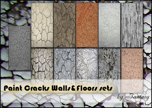My Sims 4 U Cracked Walls And Floors At Sims Competition