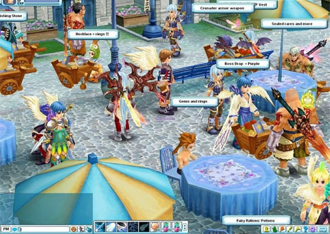 Free to Play PC Games: Pirate King Online Game