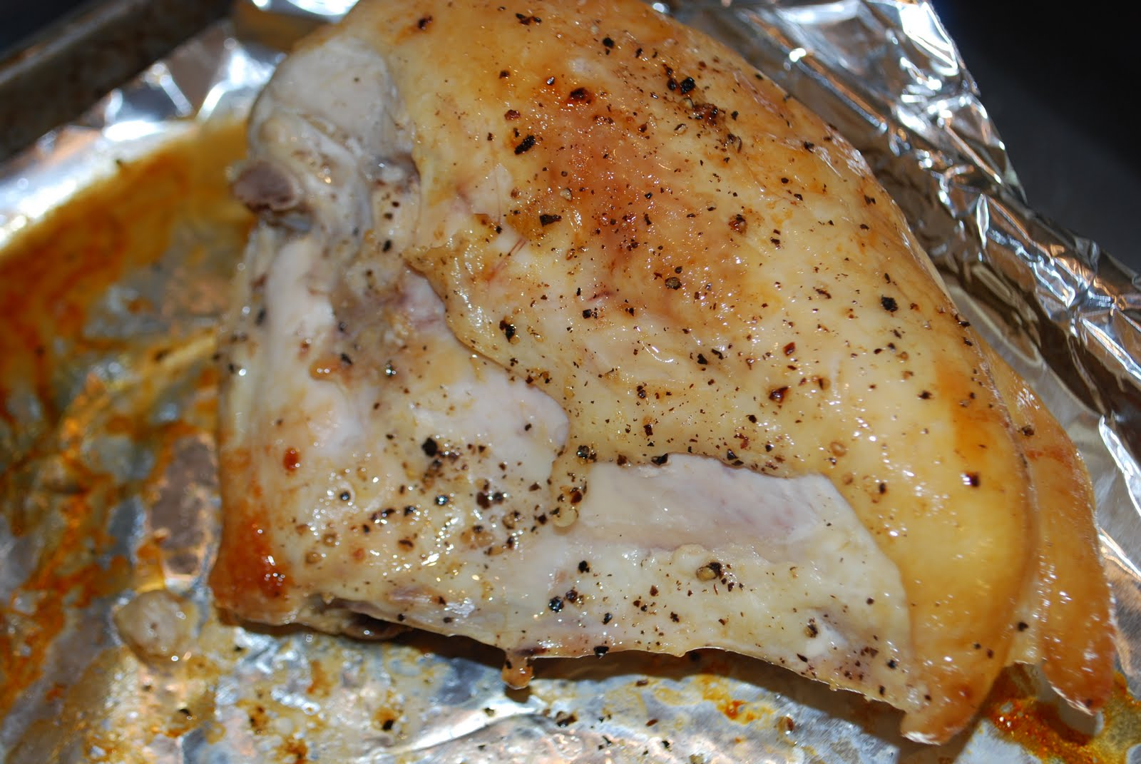 How long to bake chicken breast for