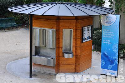 lgh hotels paris vibrant eau p tillante au jardin de reuilly. Black Bedroom Furniture Sets. Home Design Ideas