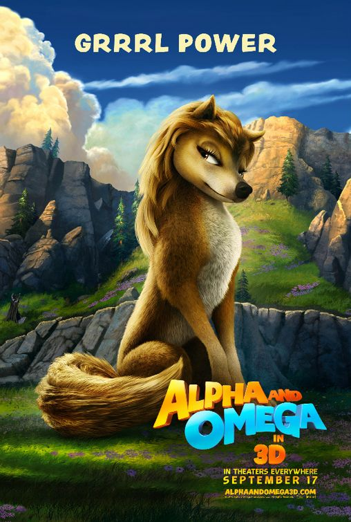Movies similar to alpha and omega