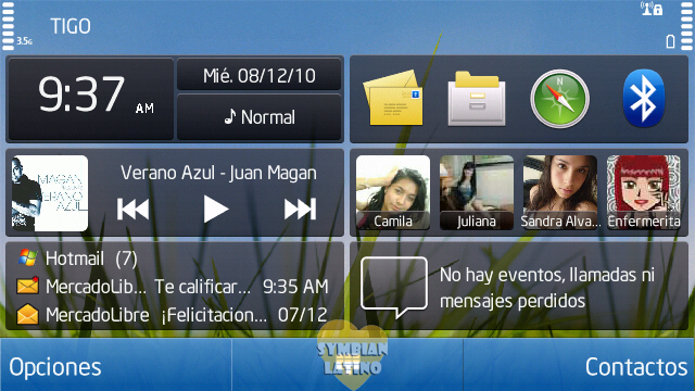 Home CFW ^ 3 Symbian v5.4 for Nokia 5800 and 5530