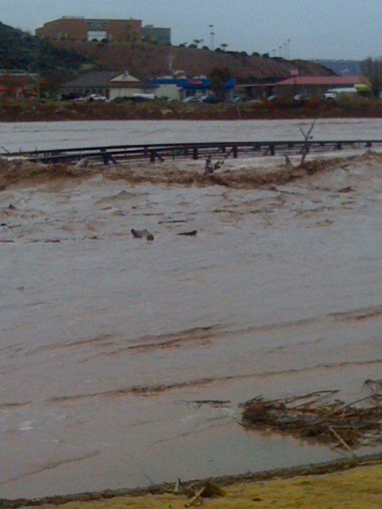 Ken Garff Ford >> Ken Garff | St. George Ford Lincoln: 2010 Flood Pictures