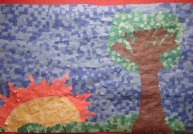 Heart Art Mosaic Projects