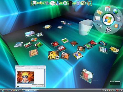 Real Desktop 3D v1.58 Full