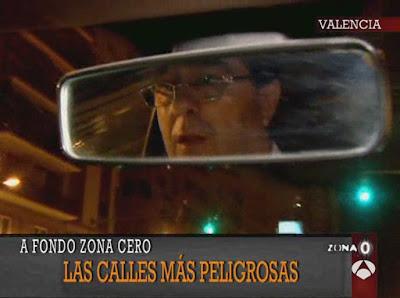 caratula documental A fondo zona cero: Las calles mas peligrosas