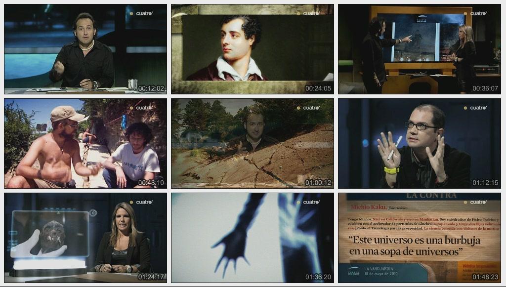 ProgramasTv.Online: Cuarto Milenio 6x05: Los fantasmas de ...