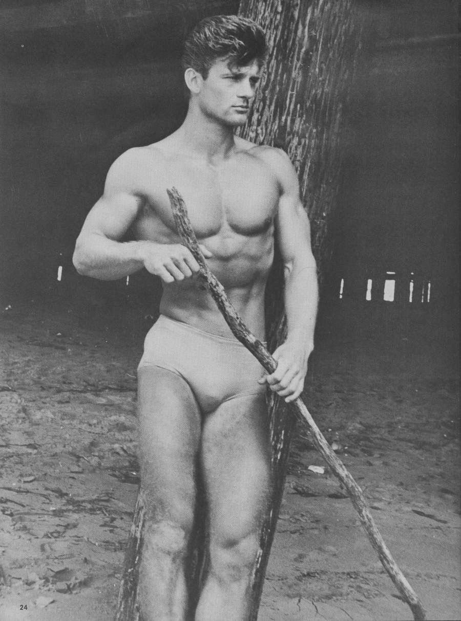 gallery Vintage male nudist magazine