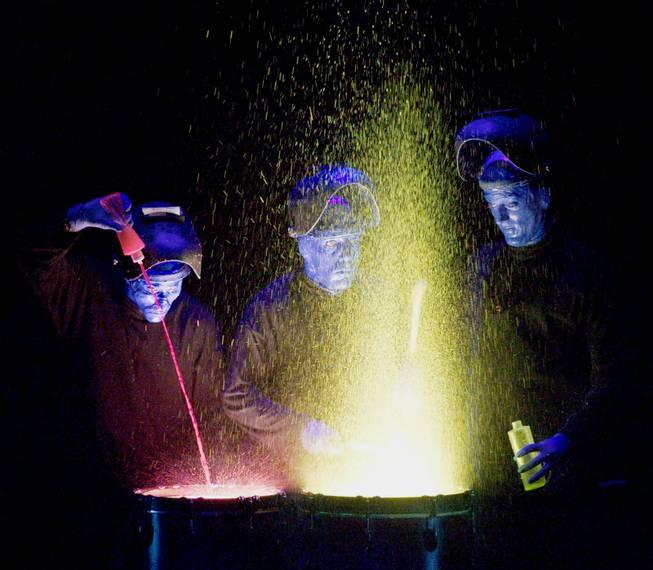 Blue Man Group Briar Street Theatre 19