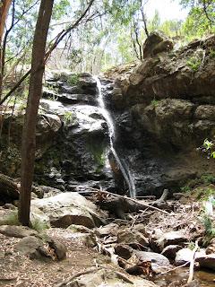 Stanley Park Waterfall