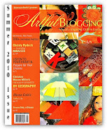 See one of my Tea Cup Bird Feeders in the Summer Issue of Artful Blogging/Pink Saturday Article!