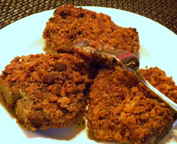 America S Test Kitchen Crunchy Baked Pork Chops
