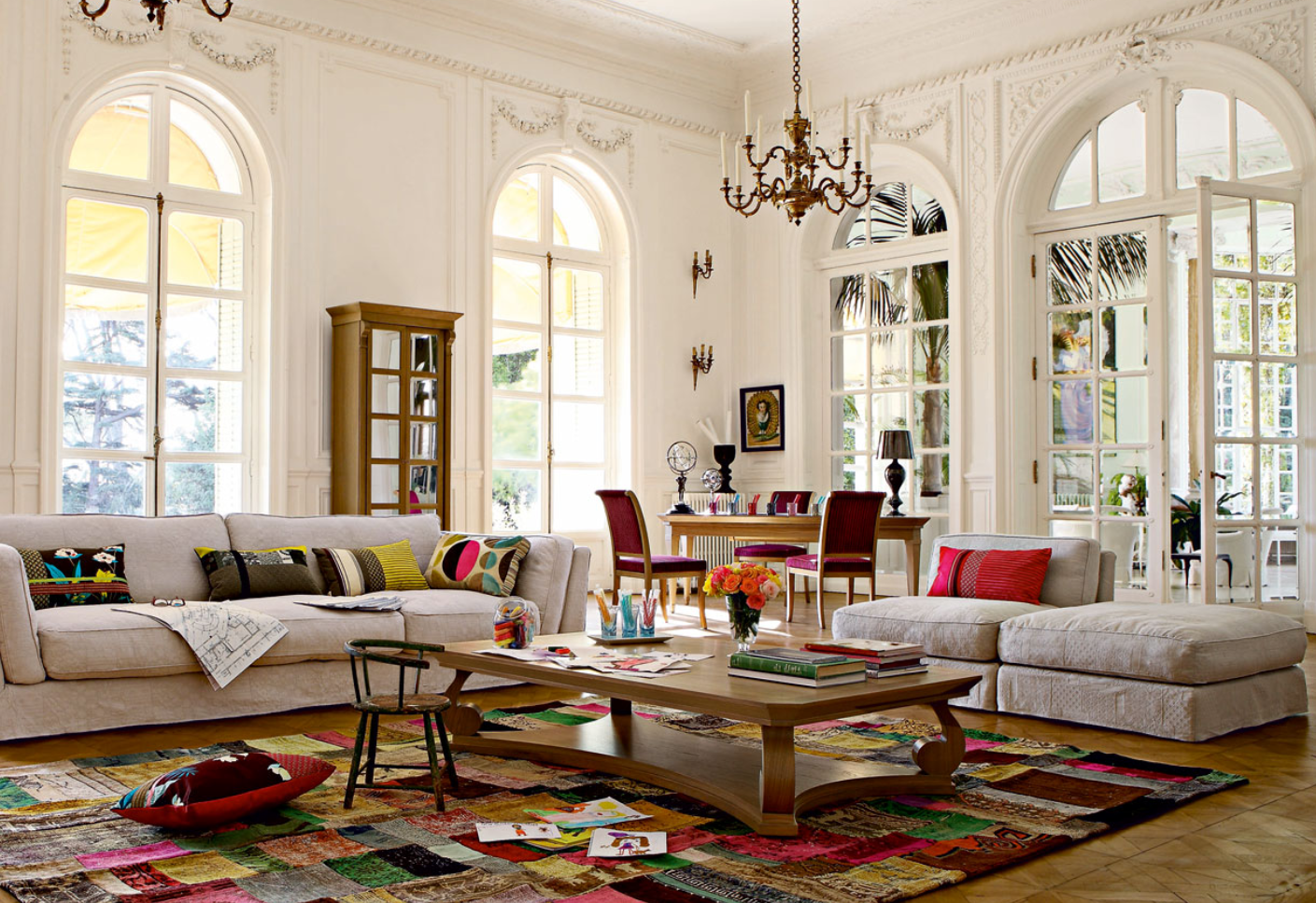 Rooms: Rooms Bloom: Roche-Bobois