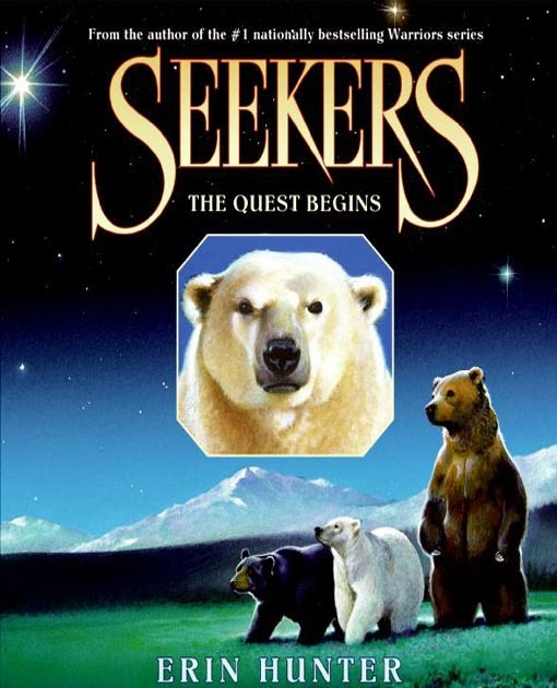 How Many Warriors Books By Erin Hunter Are There: Escape To A New World: The Seekers Series By Erin
