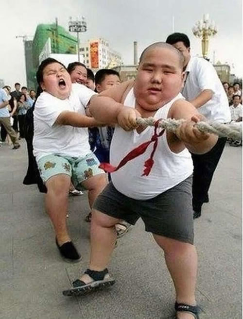 Asian Tug Of War 90