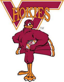Happy Birthday Hokiebird Today We Also Celebrate The Hokies Mascot