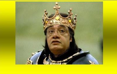 Le roi ne peut mal faire
