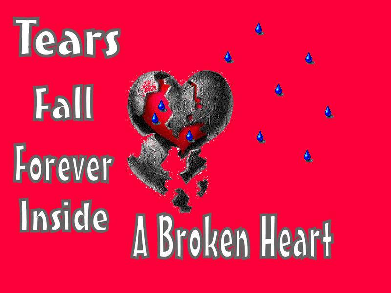 Quotes My Heart Is Broken. QuotesGram