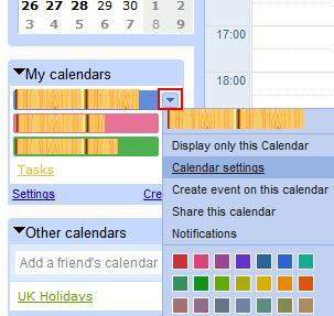 Backup Google Calendar - Free Download