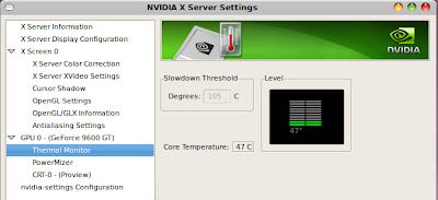 RavinZ Blog: Ubuntu NVIDIA Control Panel