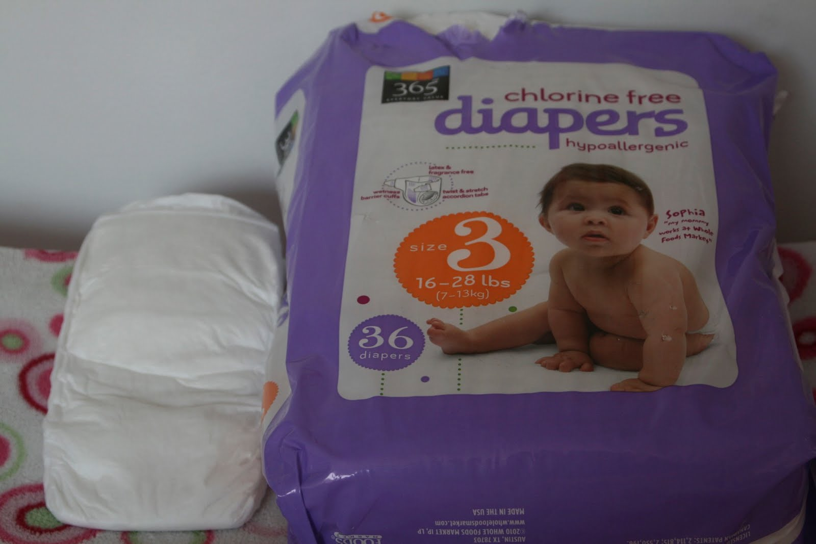 Whole Foods Brand Diapers Review