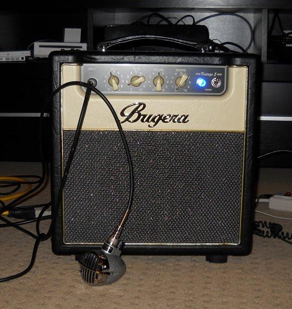 Blues Harp Amps Bugera V5 Amp