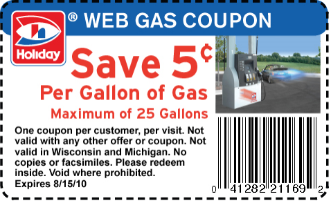 graphic about Coolsavings Printable Coupons known as On-line gasoline coupon codes mn / Chase coupon 125 income